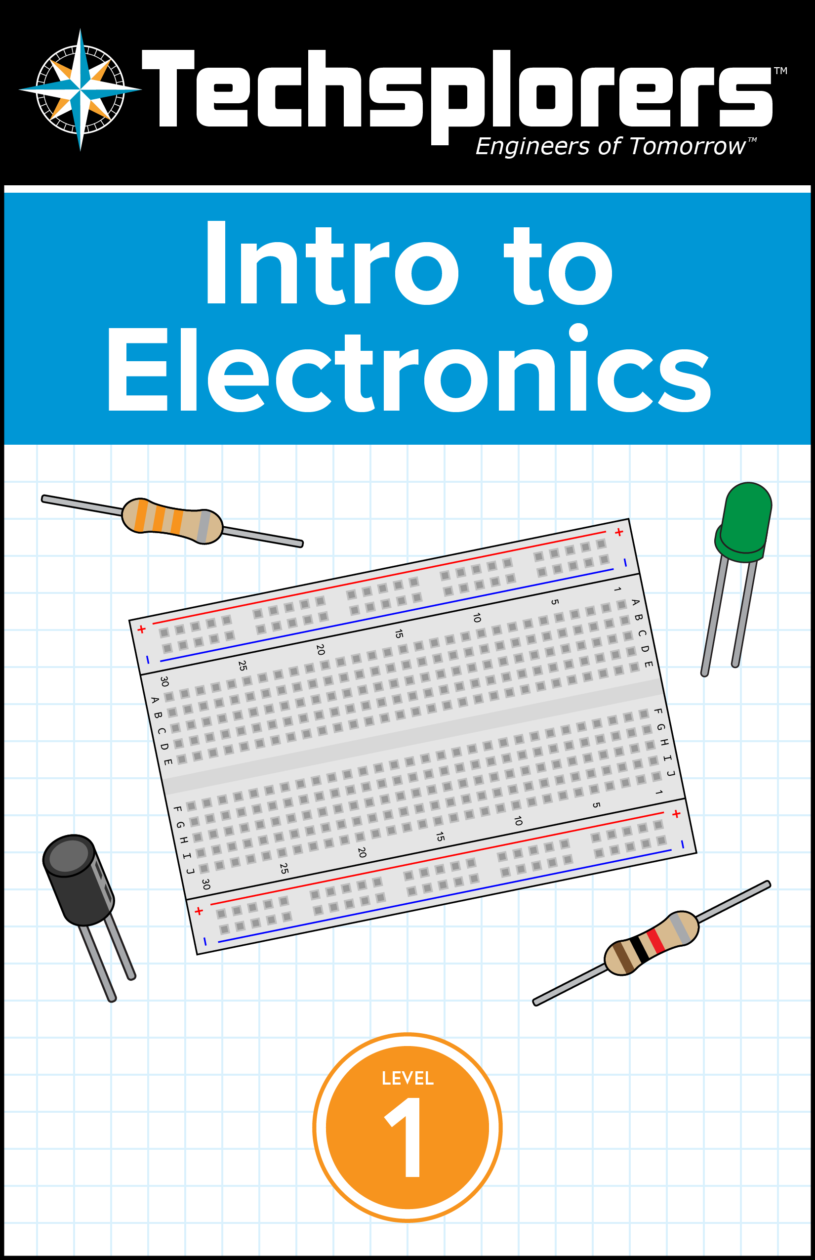 Intro to Electronics Cover